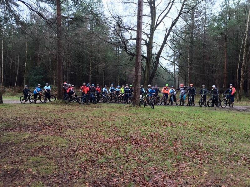 GT annual Day After Boxing Day Ride December 2015
